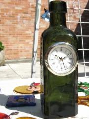 Кёнигсбергская бутыль -часы
